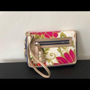 Spartina Multi Phone Wallet